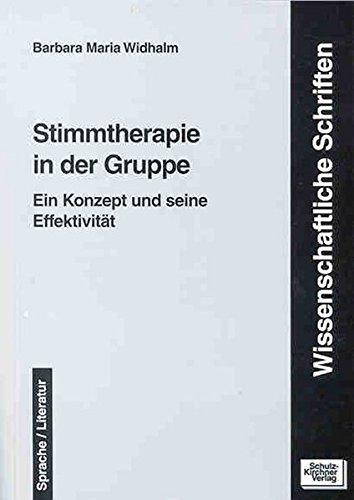 Stimmtherapie