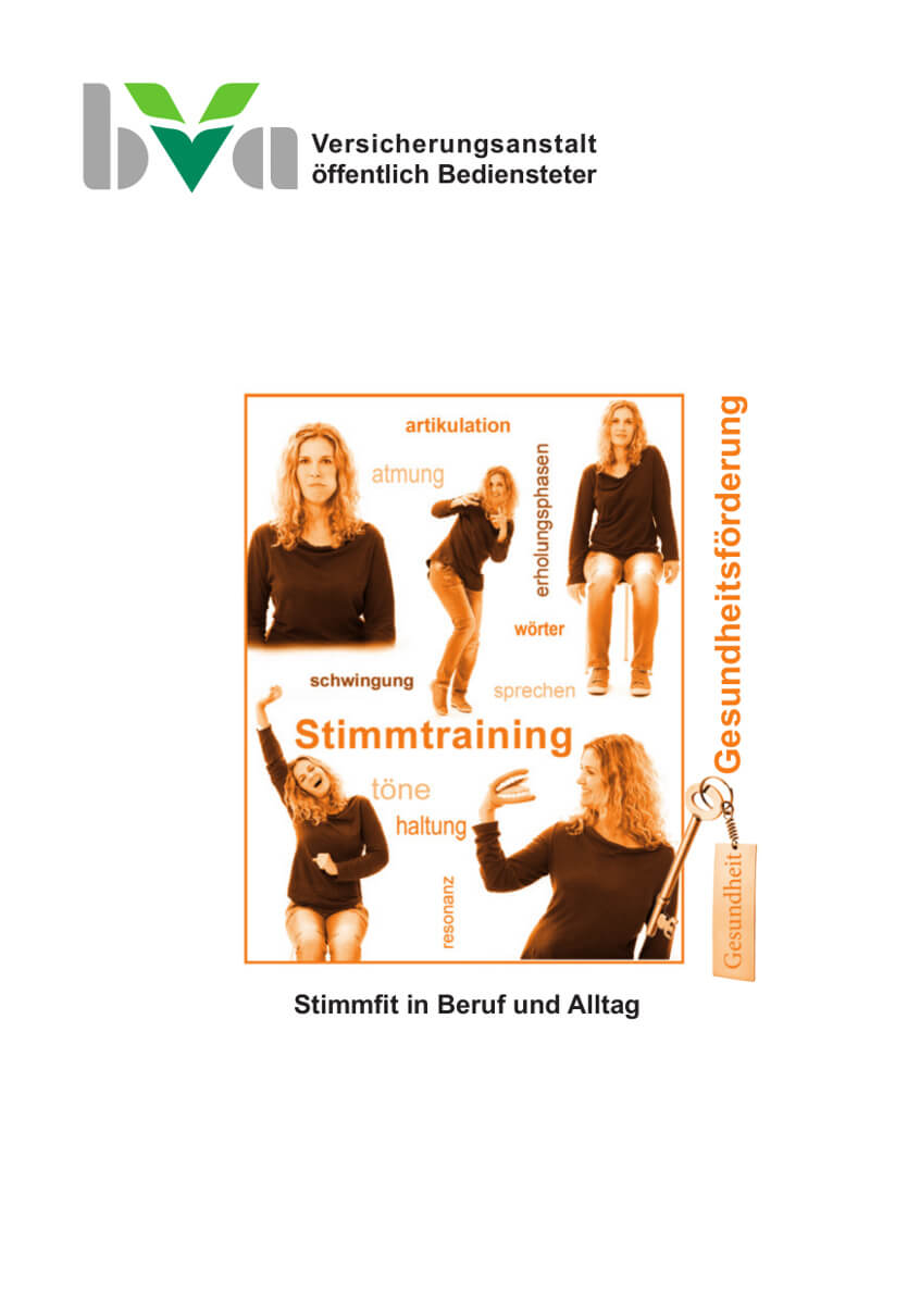 Cover Stimmfit in Beruf und Alltag